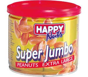 Abbildung des Angebots Happy Nuts Super Jumbo Erdnüsse