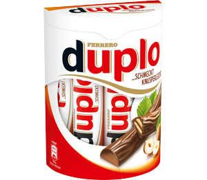Abbildung des Angebots Duplo oder Hanuta