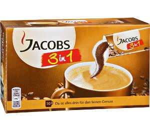 Abbildung des Angebots Jacobs 3 in 1 oder 2 in 1