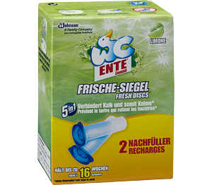 Abbildung des Angebots WC-Ente Frische-Siegel