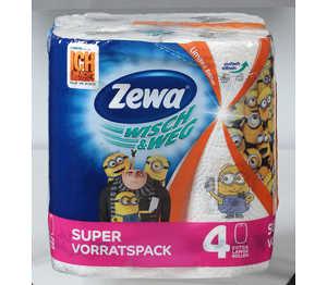 Abbildung des Angebots Zewa Wisch & Weg Küchenrollen