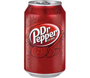 Abbildung des Angebots Dr Pepper