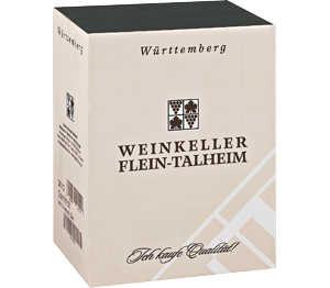 Abbildung des Angebots Ein ganzer Karton Weinkeller Flein-Talheim Fleiner Samtrot Weißherbst