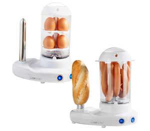 Abbildung des Angebots Clatronic Hot-Dog-Maker und Eierkocher »HDM 3420 EK N«
