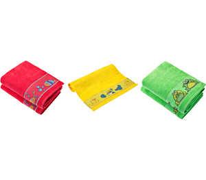 Abbildung des Angebots Kinder-Frottier-Handtücher Größe je ca. 50 x 70 cm