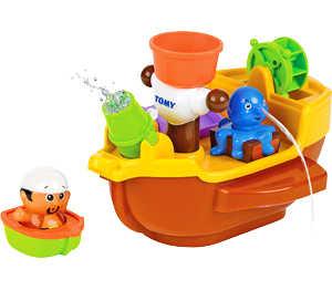 Abbildung des Angebots TOMY Badespielzeug »Piratenschiff«