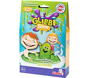 Abbildung des Angebots Glibbi »Slime« Badespaß für die Wanne