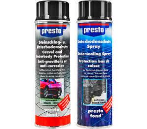 Abbildung des Angebots presto Steinschlag- und Unterbodenschutz-Spray