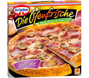 Abbildung des Angebots Dr. Oetker Die Ofenfrische Pizza