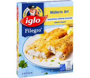 Abbildung des Angebots Iglo Filegro