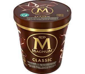 Abbildung des Angebots Lagnese Magnum Classic Eiscreme-Becher