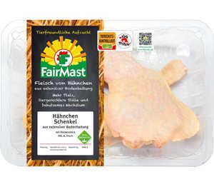 Abbildung des Angebots FairMast Hähnchen-Schenkel