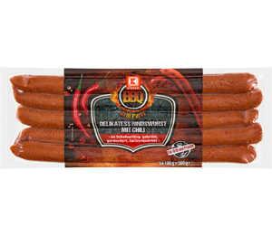 Abbildung des Angebots K-Classic Rindswurst mit Chili