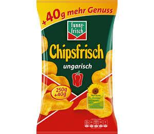 Abbildung des Angebots Funny Frisch Chipsfrisch ungarisch