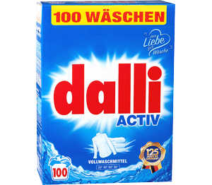 Abbildung des Angebots Dalli Voll- oder Colorwaschmittel