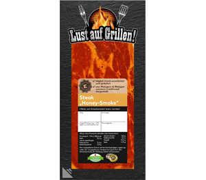 Abbildung des Angebots K-Purland Grillsteak »Honey Smoke« oder »Black Garlic«