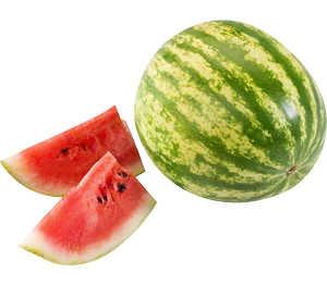 Abbildung des Angebots spanische/italienische Wassermelonen