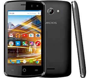 Abbildung des Angebots Archos Smartphone »40 Neon«