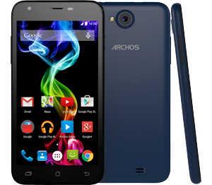 Abbildung des Angebots Archos Smartphone »50C Platinum«