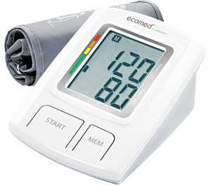 Abbildung des Angebots ecomed Oberarm-Blutdruckmessgerät »BU-92E«