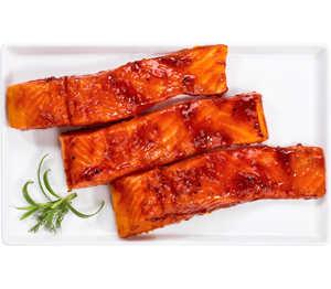 Abbildung des Angebots Lachsforellen-Filet Barbecue