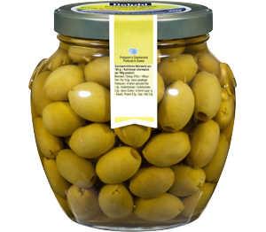 Abbildung des Angebots Delphi grüne Oliven