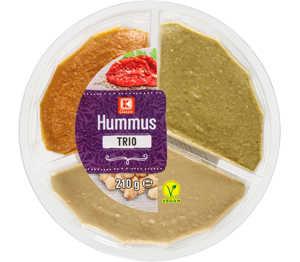 Abbildung des Angebots K-Classic Hummus-Trio