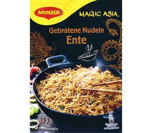 Abbildung des Angebots Maggi Asia- oder Wirtshaus-Snack