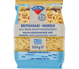 Abbildung des Angebots Krini Kritharaki-Nudeln