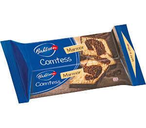 Abbildung des Angebots Bahlsen Comtess Kuchen
