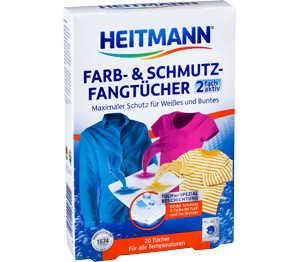 Abbildung des Angebots Heitmann Farb- und Schmutzfangtücher
