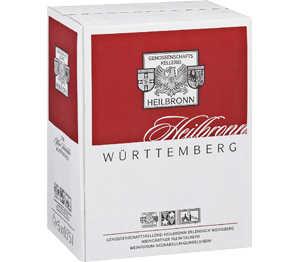Abbildung des Angebots Ein ganzer Karton Genossenschaftskellerei HN Heilbronner Muskateller