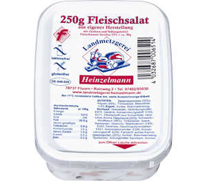 Abbildung des Angebots Heinzelmann Fleischsalat
