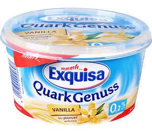 Abbildung des Angebots Exquisa Quark Genuss