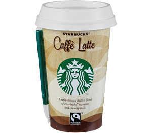 Abbildung des Angebots Starbucks Discoveries Fairtrade Seattle Latte