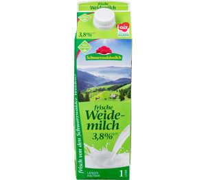 Abbildung des Angebots Schwarzwaldmilch frische Weidemilch