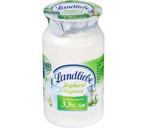 Abbildung des Angebots Landliebe Joghurt Original