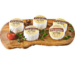 Abbildung des Angebots Picandou frz. Ziegen-Frischkäse