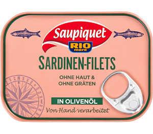 Abbildung des Angebots Saupiquet Sardinen-Filets