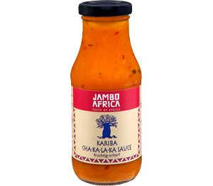 Abbildung des Angebots Jambo Africa Sauce oder Chutney