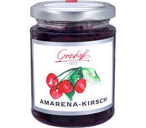 Abbildung des Angebots Grashoff Amarenakirschkonfitüre