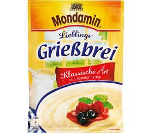Abbildung des Angebots Mondamin Grießbrei, Milchreis od. Kaiserschmarrn