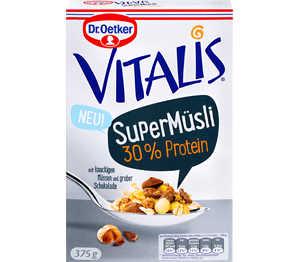 Abbildung des Angebots Dr. Oetker Vitalis Supermüsli