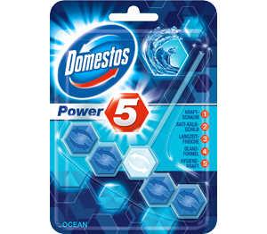 Abbildung des Angebots Domestos WC-Stein Power 5