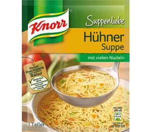 Abbildung des Angebots Knorr Suppenliebe