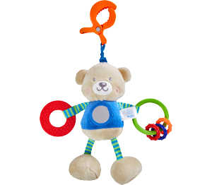 Abbildung des Angebots ROTHO BABYDESIGN Kinderwagenanhänger »Bernie Bär«